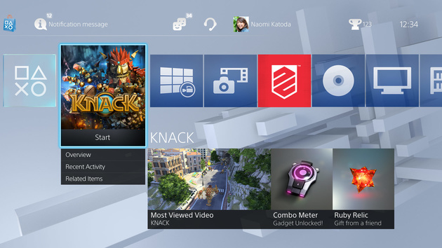 PlayStation 4: Software 2.0 mit vielen Neuerungen noch im Oktober