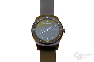 LG G Watch R – Frontseite