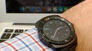 LG G Watch R im Test: Android Wear auf einem vollständig runden Display