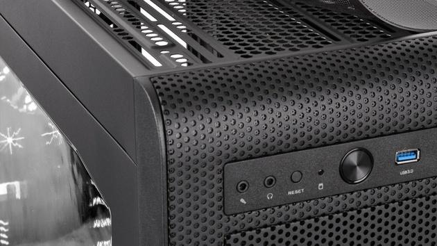 Thermalktake Core V41: Auf Wunsch auch ohne Laufwerke