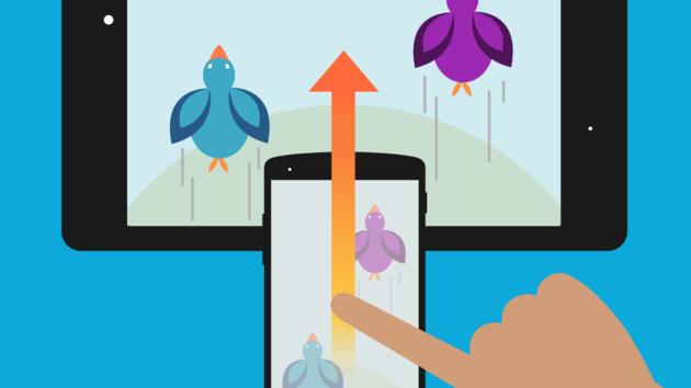 Android-Synchronisierung: Baton erlaubt nahtlosen Wechsel zwischen Geräten