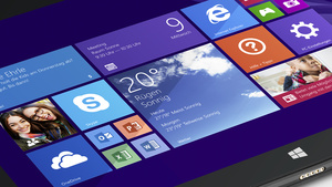 Volks-Tablet: TrekStor SurfTab wintron 10.1 mit Windows 8.1 ab 199 Euro