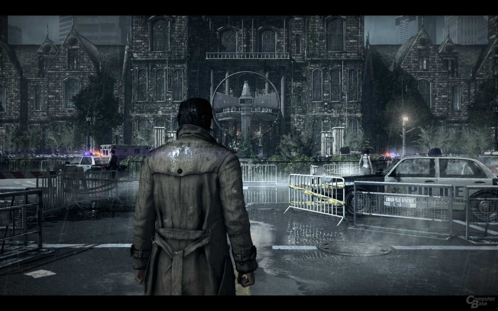 The Evil Within in 16:10 (Letterbox-Format deaktiviert)