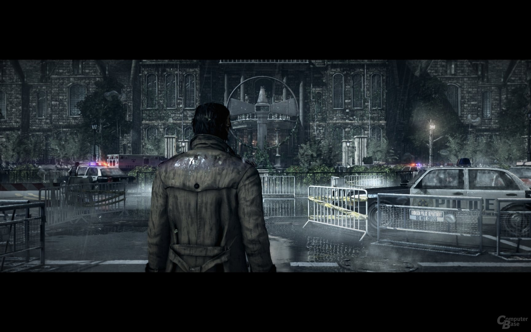 The Evil Within in 16:10 (Letterbox-Format aktiviert)