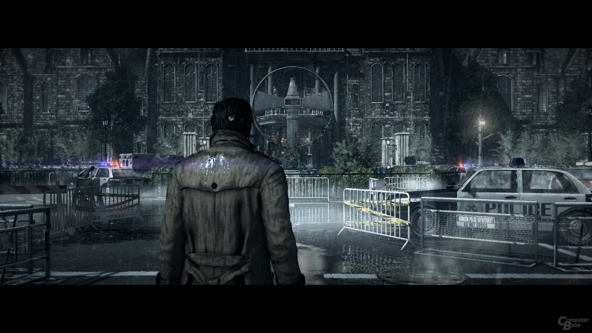 The Evil Within in 16:9 (Letterbox-Format aktiviert)