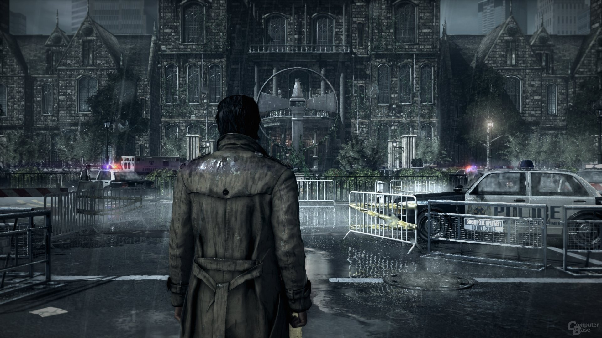 The Evil Within in 16:9 (Letterbox-Format deaktiviert)