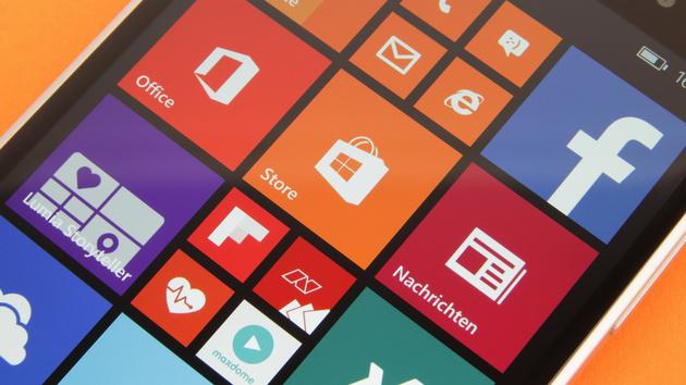 Nokia Lumia 830 im Test: Das erschwingliche letzte Nokia-Smartphone
