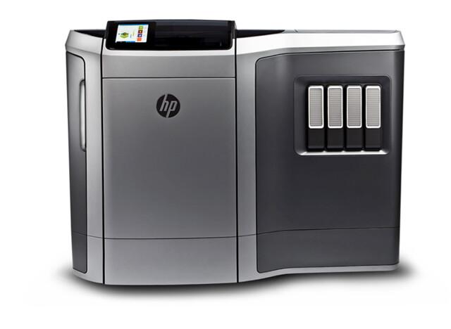 Konzeptstudie für HPs 3D-Drucker der Reihe Multi Jet Fusion