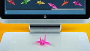 HP Sprout: All-in-One digitalisiert physische Objekte