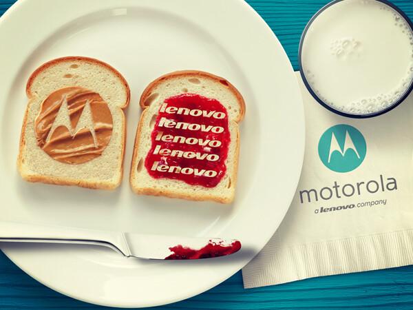 Motorola gehört nun zu Lenovo