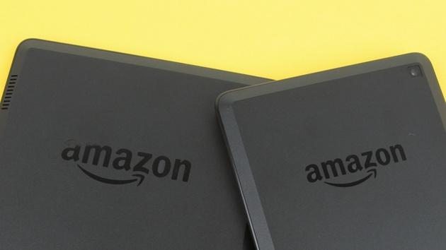 Amazon Fire HD 6 und 7 im Test: Mauer Einstieg in Amazons bunte Warenwelt