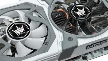 Galax GeForce GTX 980 HOF: Schneeweiße Grafikkarte mit Nvidia Maxwell