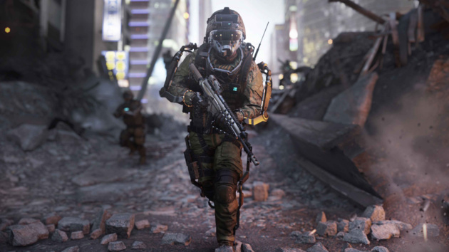 Call of Duty: Advanced Warfare im Test: Der Multiplayer holt es wieder raus