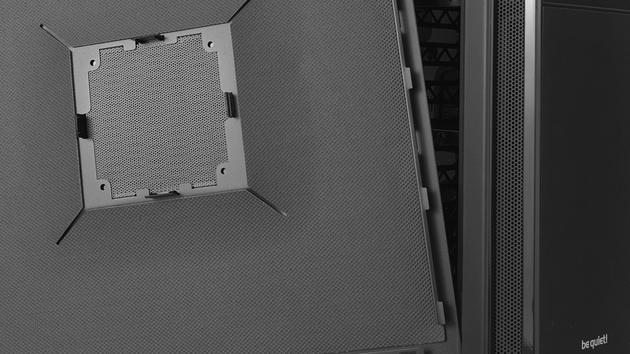 be quiet! Silent Base 800 im Test: Gedämmter Markteintritt in schlichter Optik
