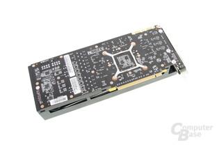 Gainward GeForce GTX 980 Phantom – Rückseite