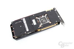 Palit GeForce GTX 980 Super JetStream – Rückseite