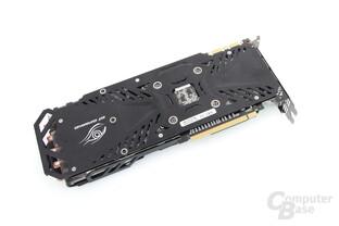 Gigabyte GeForce GTX 980 Gaming G1 – Rückseite