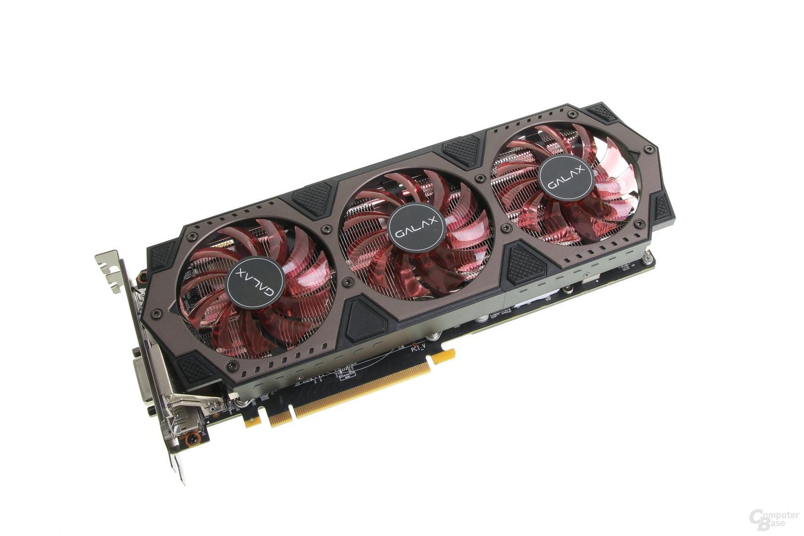 Galax GeForce GTX 980 SOC