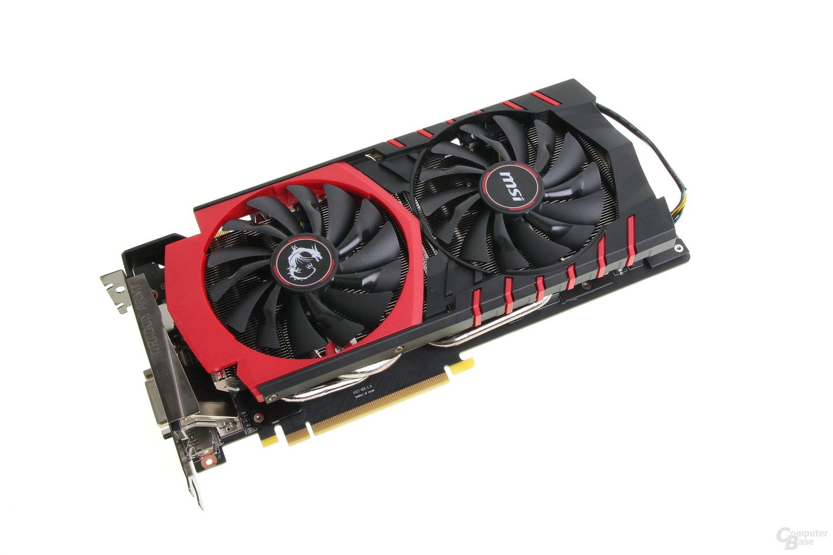 MSI GeForce GTX 980 Gaming 4G
