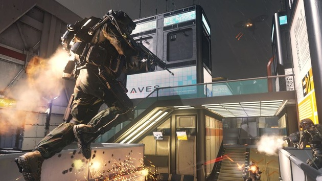 Call of Duty: Advanced Warfare: Xbox One mit weniger Pixeln und mehr FPS
