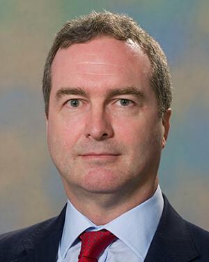 Der neue GCHQ-Chef Robert Hannigan