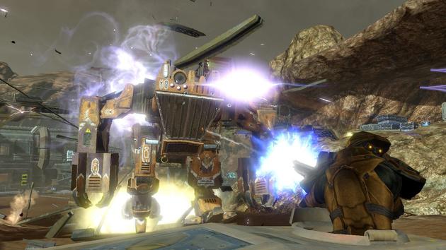 Red Faction: Guerrilla: Steamworks statt Games for Windows Live