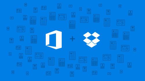 Dropbox und Microsoft arbeiten in Zukunft eng zusammen