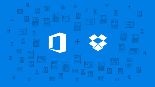 Microsoft Office: Dropbox ist der nächste Cloud-First-Baustein