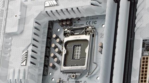 Asus: Schneeweißes Z97-Mainboard kommt auf den Markt