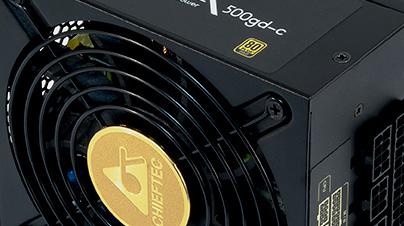 Chieftec SFX-500GD-C: 500 Watt und 80Plus-Gold im SFX-Format
