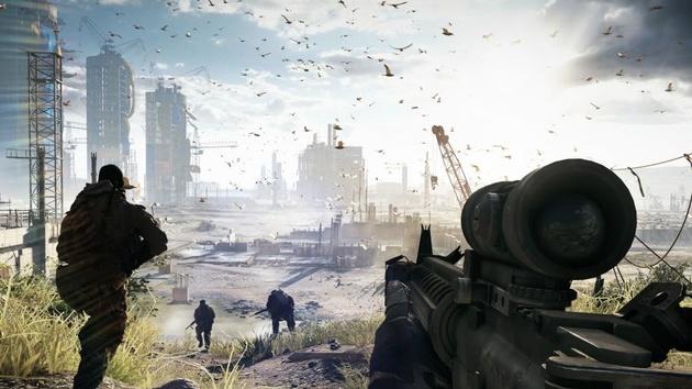 Battlefield 4: Metal macht Ego-Shooter auf dem iPad möglich