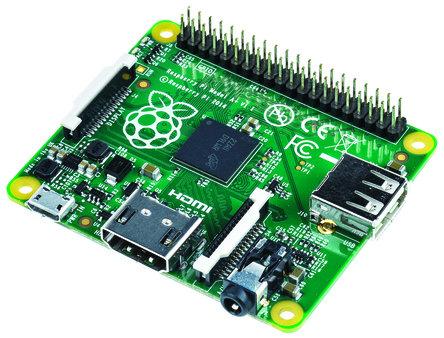 Raspberry Pi A+ – Anschlüsse