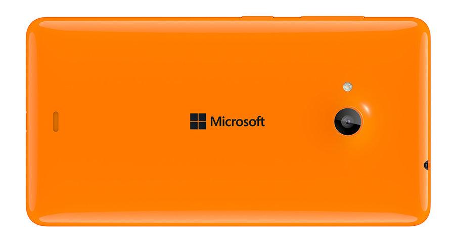 Lumia 535: Das erste Smartphone von Microsoft