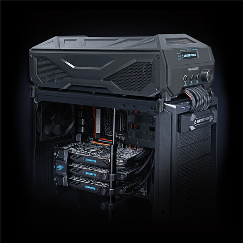 Gigabyte GeForce GTX 980 WaterForce Tri-SLI