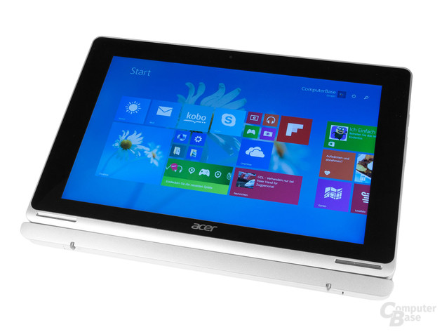 Das HD-Display des Acer Aspire Switch 10 FHD
