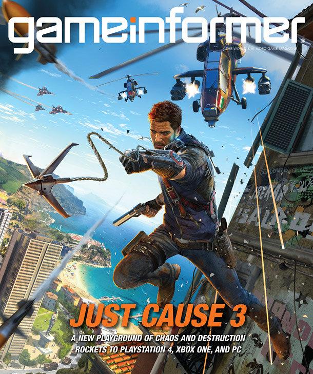 Cover des Game Informer