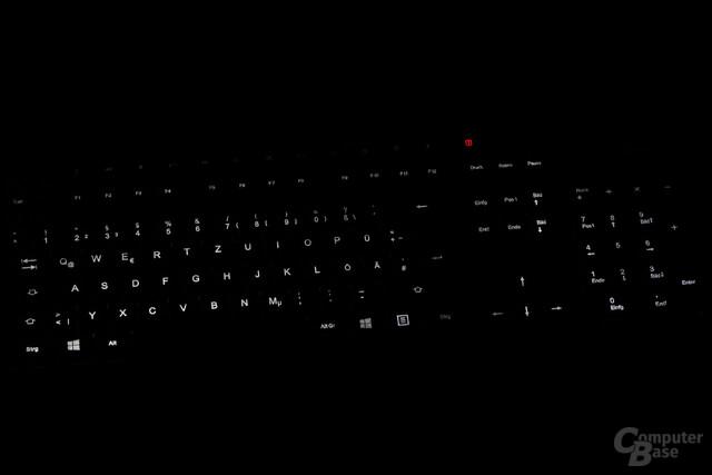 KB 910: Ausleuchtung