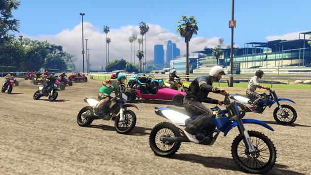 GTA Online: Multiplayer auf PS4 und Xbox One mit 30 Spielern