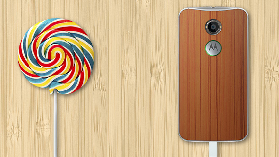 Moto G und Moto X: Motorola verteilt Android 5.0 in den USA