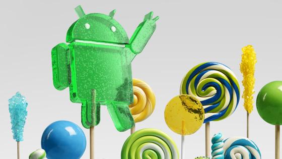 Nexus: Google gibt Android 5.0 frei