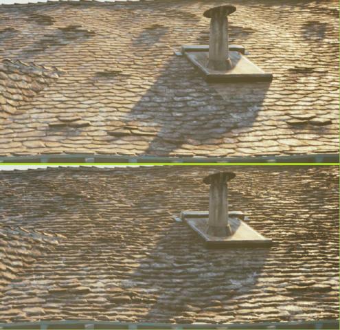 Per künftigem Patch: Tessellation