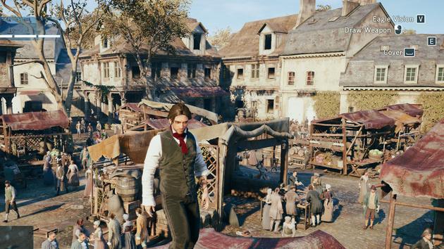 Assassin's Creed Unity: Benchmarks mit elf Grafikkarten, CPUs und mehr