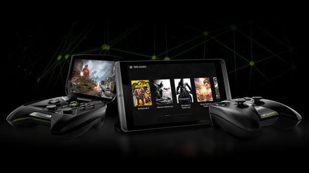 Nvidia Shield: PC-Spiele aus der Cloud und Android 5.0 starten