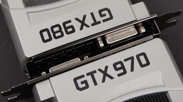 Nvidia GeForce: GTX 970 mit Referenzkühler der GTX 980 verfügbar