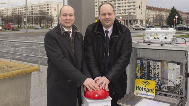 Kabel Deutschland: 500.000 WLAN-Hotspots für 19,99 Euro monatlich