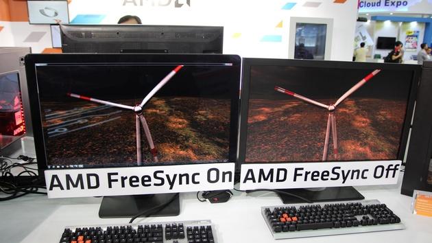 AMD FreeSync: Offene Alternative zu G-Sync zum Jahreswechsel