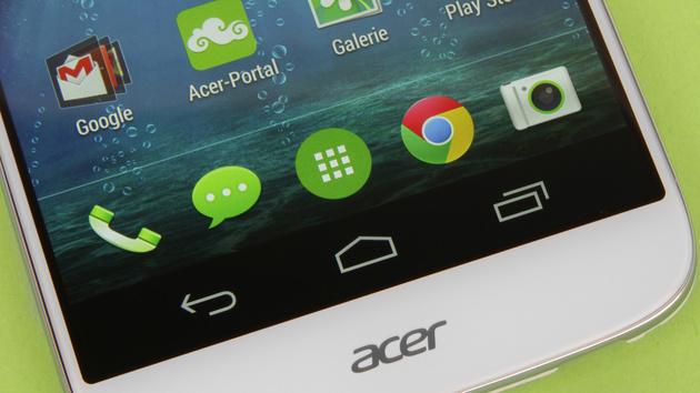 Acer Liquid Jade Plus im Test: Große Ansprüche mit 5Zoll bei nur 110 Gramm