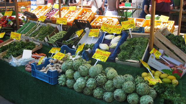 Markttag: Die Ruhe vor dem Weihnachtsgeschäft