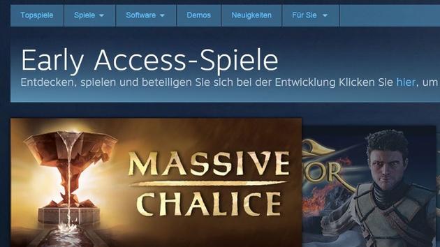Early Access: Nur ein Viertel aller Spiele wird fertiggestellt