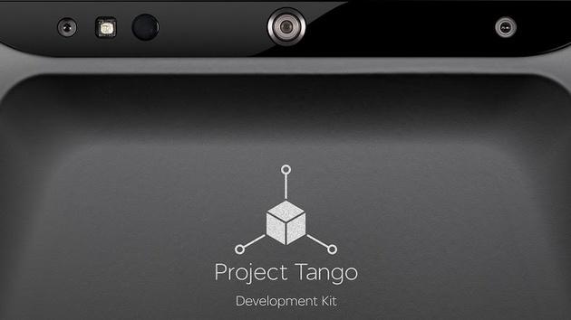 Project Tango: Googles Tablet zur Vermessung von Räumen ist da